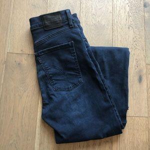 LEVI'S High Rise Mile Skinny Jeans